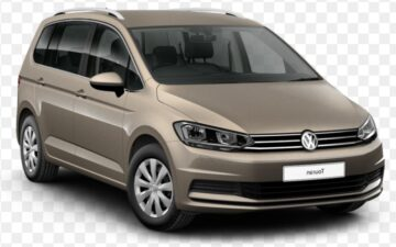 Rent VW Touran -Manual