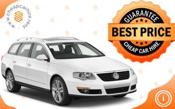 Rent VW Passat Wagon