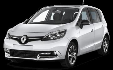 Rent Renault Scenic