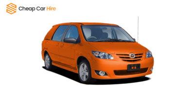Rent Mazda Mazda MPV - 7 Seater - Manual