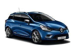 Rent Renault Clio - Vagon
