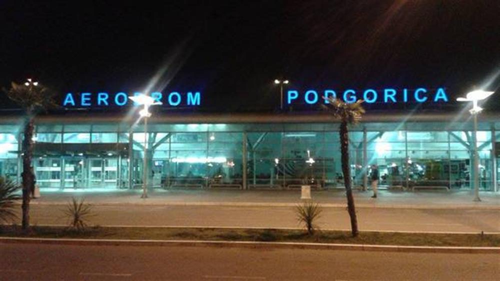 Подгорица аэропорт (TGD) - Черногория