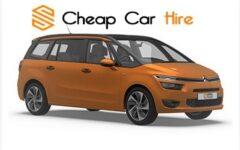 Citroen C4 Grand Picasso 7 Seater-New Car-Automatic