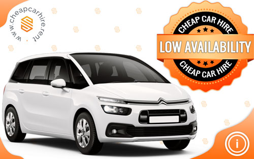 Citroen C4 Grand Picasso-Automatic, New Car